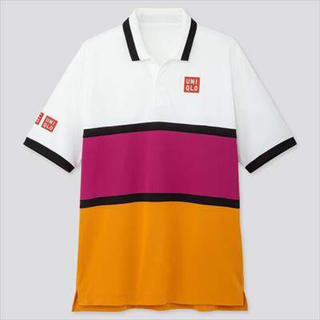 UNIQLO - 錦織ポロシャツ UNIQLO 2019 全米オープンモデル テニス 錦織