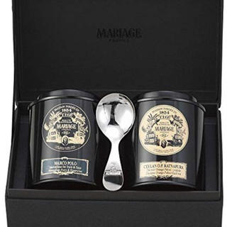 マリアージュ・フレール 紅茶の贈り物☕️(茶)