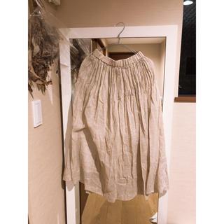 サマンサモスモス(SM2)のSM2 ロングスカート(ロングスカート)