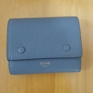 celine - セリーヌ CELINE 折り財布