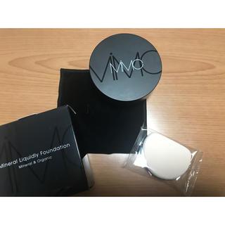 エムアイエムシー(MiMC)のMiMC ミネラルリキッドリーファンデーション 101(ファンデーション)