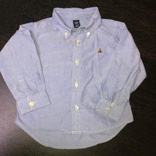 ベビーギャップ(babyGAP)のGAP baby  シャツ 95 男の子 長袖(ブラウス)