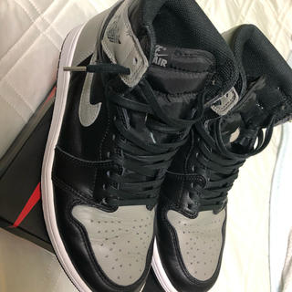 NIKE - Air  jordan 1 high og  shadow