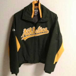NIKE - athletics vintageジャケット