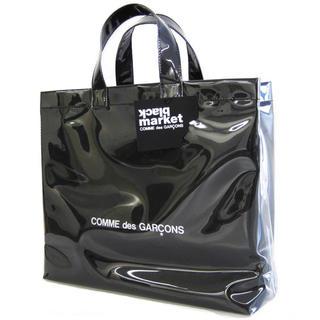 COMME des GARCONS - ブラックマーケット2019 限定 コムデギャルソン PVC トートバッグ 新品
