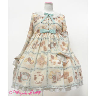 Angelic Pretty - Cream cookie collectionワンピース