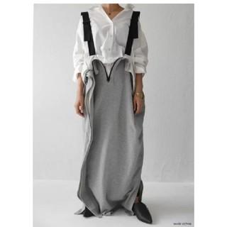 アンティカ(antiqua)のサロペットスカート5(サロペット/オーバーオール)