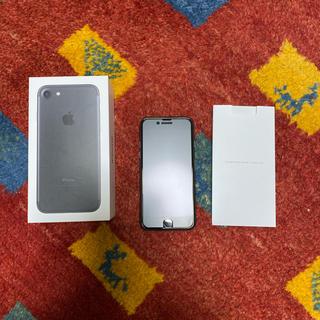 Apple - iPhone7 32GB ブラック simフリー
