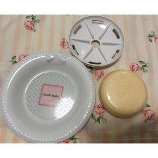 JILLSTUART - ジルスチュアート  ノベルティ 非売品 ソープディッシュ&ソープ
