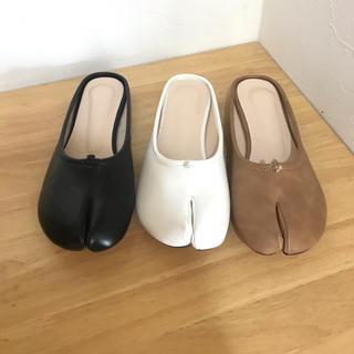 大人気足袋スリッパ 3色(サンダル)