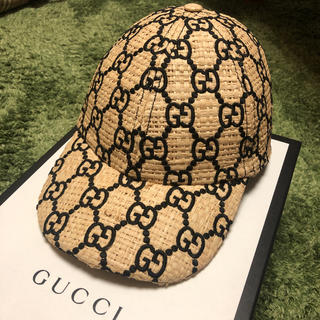 Gucci - GUCCI 帽子 オンライン限定