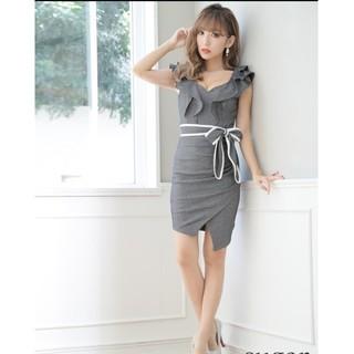 アンディ(Andy)のりさこさん専用 美品♬ Andy 変形スカートドレス(ミニドレス)