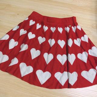 JENNI - ハート柄スカート