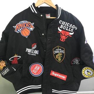 Supreme - 【L】 Nike x NBA Teams Warm-Up Jacket