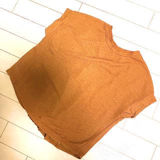 レプシィム(LEPSIM)のLEPSIM/バックスリットレースプルオーバー/Fサイズ(シャツ/ブラウス(半袖/袖なし))