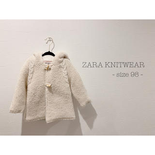 ZARA KIDS - ZARA baby クマ耳もこもこアウター 98