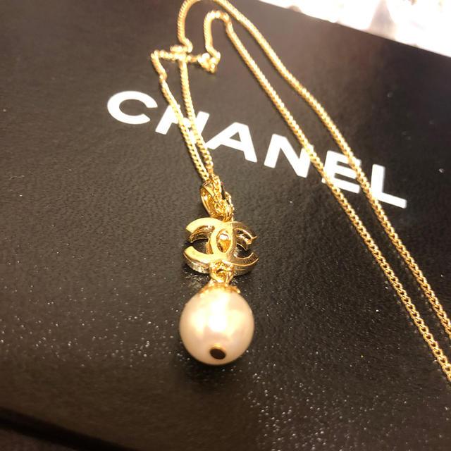 CHANEL(シャネル)のCHANELノベルティネックレス レディースのアクセサリー(ネックレス)の商品写真