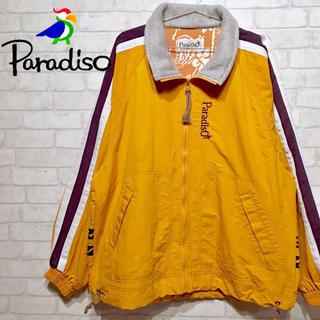 パラディーゾ(Paradiso)の【Paradiso】パラディーゾ ナイロンジャケット アウター☆Lサイズ☆(ナイロンジャケット)