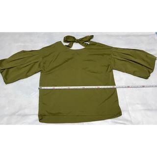 グレイル(GRL)のシャツ GRL(シャツ/ブラウス(長袖/七分))