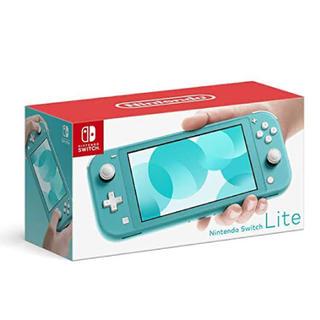 Nintendo Switch - 新品 Nintendo Switch Lite  ターコイズ スイッチ ライト