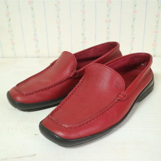 トッズ(TOD'S)のTOD'S トッズ 21.5〜22cm スリッポン  ドライビングシューズ(ローファー/革靴)