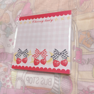 サンリオ(サンリオ)のFairy Ladyメモ帳セット(ノート/メモ帳/ふせん)