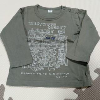 エフオーキッズ(F.O.KIDS)のアプレレクール ロンT80(Tシャツ)