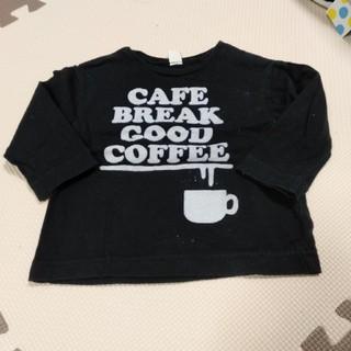 エフオーキッズ(F.O.KIDS)のアプレレクール 黒ロンT(Tシャツ)
