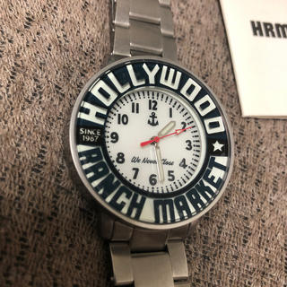 ハリウッドランチマーケット(HOLLYWOOD RANCH MARKET)の美品 ハリウッドランチマーケット  ネオンウオッチ(腕時計(アナログ))