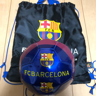 バルセロナ ボール 袋 レア