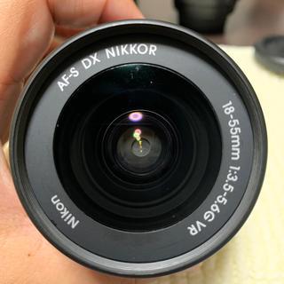 Nikon - Nikon AF-S DX 18-55mm f3.5-5.6 G VR
