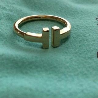 Tiffany & Co. - ティファニー Tワイヤー リング10号