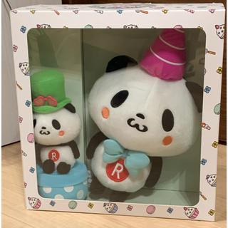 ラクテン(Rakuten)のお買い物パンダ(ぬいぐるみ)