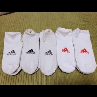 アディダス(adidas)のアディダス ソックス adidas 5足(ソックス)