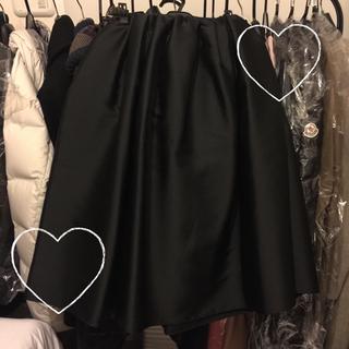 新品タグ付き Demi-Luxe BEAMS スカート 38 ブラック 大草直子