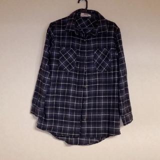 グレイル(GRL)のチェックシャツ  (シャツ/ブラウス(長袖/七分))