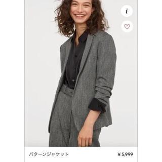 H&M - 新品同様♡ジャケット