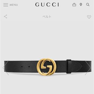Gucci - GUCCI グッチ レザーベルト