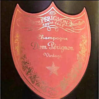 ドンペリニヨン(Dom Pérignon)のドン ペリ★日本限定モデル★シャンパンクーラー付き★激レア‼︎ロゼヴィンテージ★(シャンパン/スパークリングワイン)