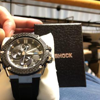 ジーショック(G-SHOCK)のG-STEEL GSTB100XA-1AJF(腕時計(アナログ))