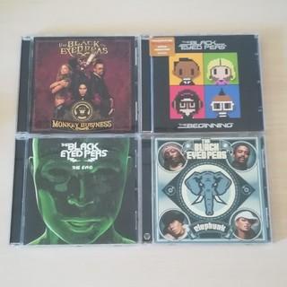 The Black Eyed Peas CDセット(ポップス/ロック(洋楽))