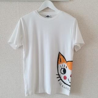ネコイラストTシャツ(Tシャツ(半袖/袖なし))