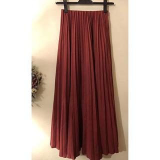 Lily Brown - lilybrown プリーツロングスカート