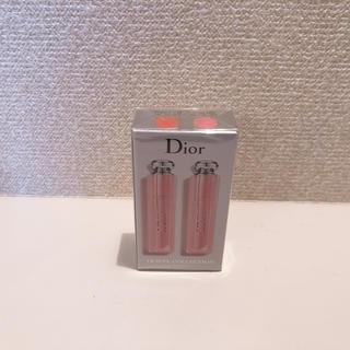 ディオール(Dior)の【新品】Dior リップグロウ 2本セット(リップケア/リップクリーム)