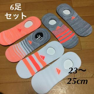 adidas - アディダス adidas レディース ソックス 靴下