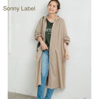 Sonny Label - 新品🍀Sonny Label ギャザーシャツワンピース