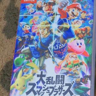 Nintendo Switch - 大乱闘スマッシュブラザーズ SPECIAL  任天堂スイッチ