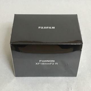 富士フイルム - FUJIFILM Fujinon 単焦点広角レンズ XF 18mm F2 R