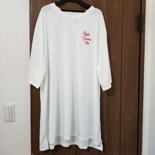 グレイル(GRL)のビッグサイズTシャツ(Tシャツ/カットソー(半袖/袖なし))