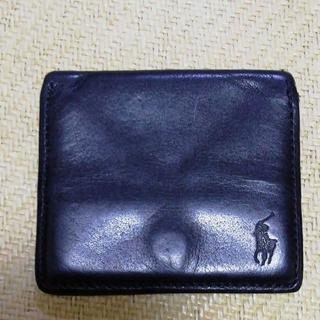 ラルフローレン(Ralph Lauren)のラルフローレン小銭入れ(折り財布)